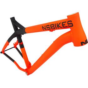 NS Bikes Eccentric Alu 650B Frame fluo orange